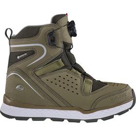 Viking Footwear Espo Boa GTX Winter Boots Kids khaki/olive